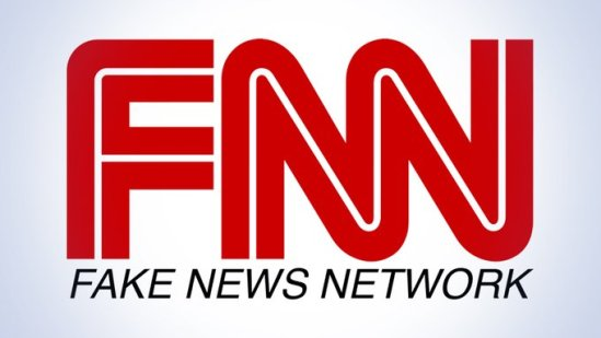 CNN . FNN . Fke News Network